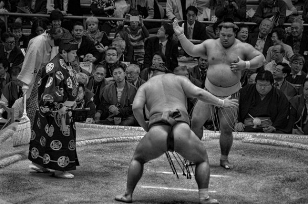 Sumo este considerat sportul național al cărei țări?
