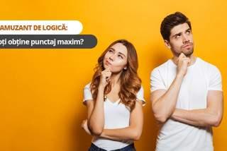 Test amuzant de logică: Tu poți obține punctaj maxim?